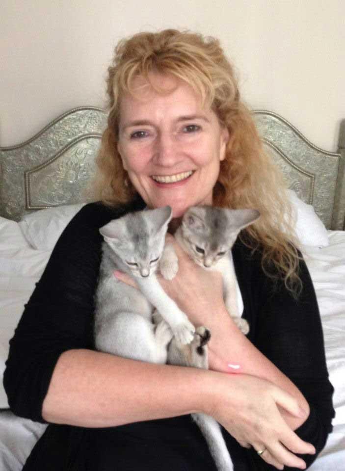 Abessijn Cattery Erendil Nestje Kittens -  een van de laatste foto